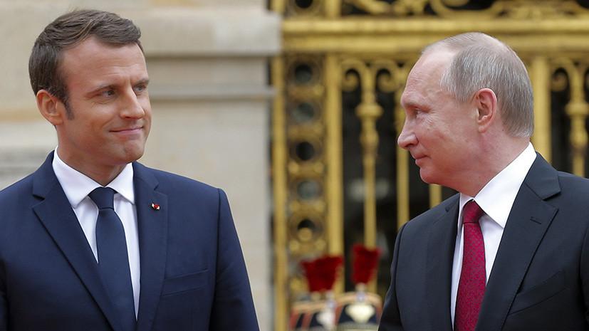 Посол: отношения России и Франции переживают период Ренессанса