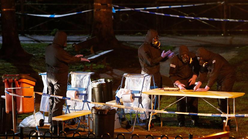 Финляндия заявила о готовности помочь Британии в расследовании дела об отравлении Скрипаля