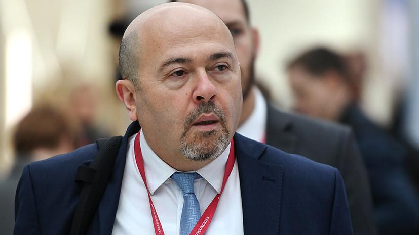 Посол Израиля: ближневосточное урегулирование невозможно без США