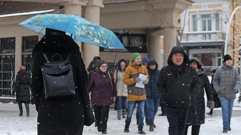 МЧС предупредило жителей Москвы о значительном ухудшении погоды в ближайшие часы
