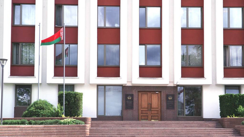 МИД Белоруссии: контактная группа по Донбассу проведёт заседание 4 апреля