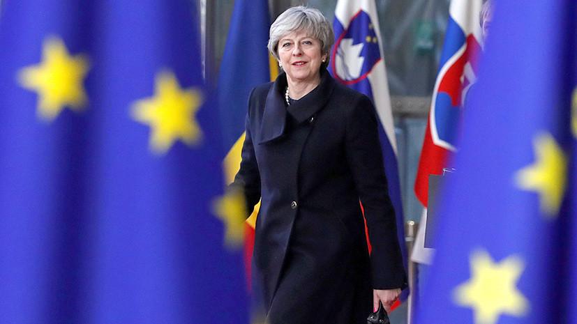 СМИ: Мэй может объявить о выдворении из Великобритании российских дипломатов