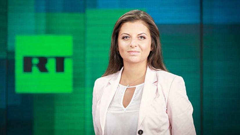 Симоньян назвала вопросом времени исчезновение телевидения в его привычном формате