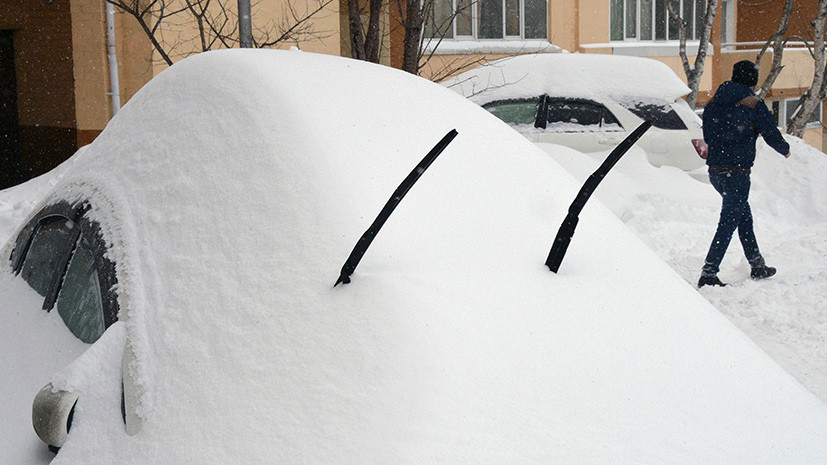 Синоптики рассказали об ухудшении погоды в Центральном федеральном округе