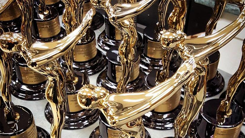 RT завоевал два золота и серебро премии PromaxBDA Europe