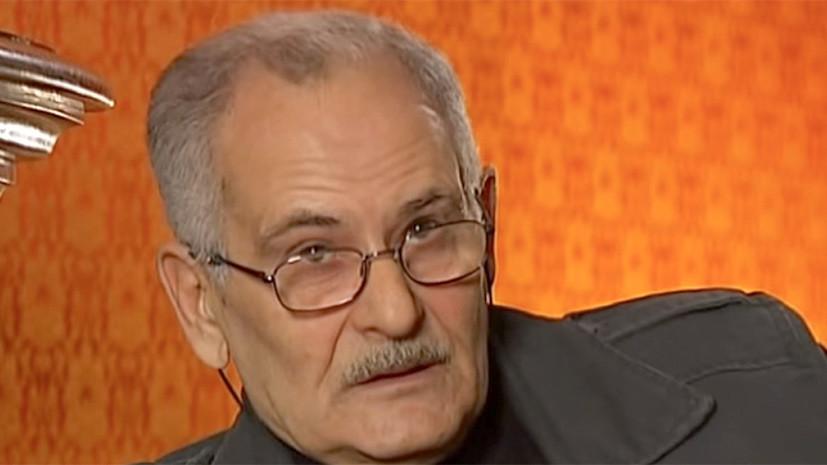 На 81-м году жизни умер режиссёр Леонид Квинихидзе
