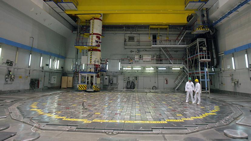 МИД Белоруссии вручил послу Литвы ноту в связи с инцидентом на Игналинской АЭС