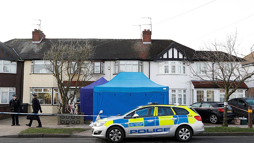 Посольство России запросило у Великобритании данные о смерти Глушкова