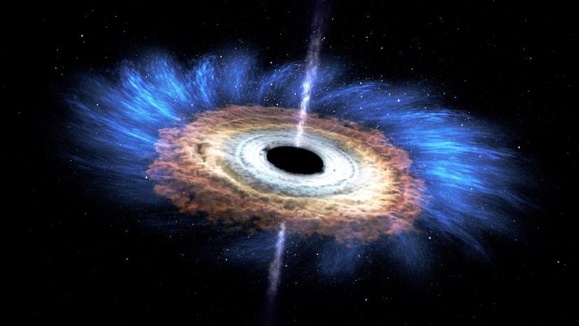 Тест RT: что вы знаете о чёрных дырах?