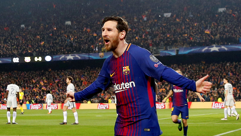 Достижение Месси, гол экс-армейца и прервавший игру кот: как «Бавария» и «Барселона» вышли в четвертьфинал ЛЧ