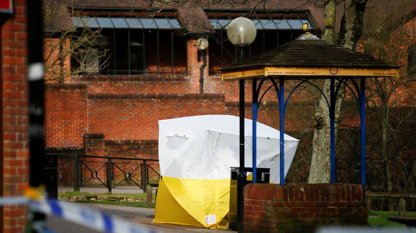 В Совфеде прокомментировали блокировку Британией в ООН проекта России по инциденту в Солсбери