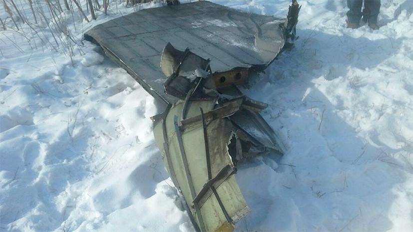 СК начал проверку по факту срыва створки люка с взлетающего самолёта в Якутске
