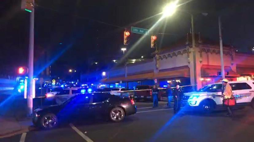 СМИ: В Алабаме при стрельбе в больнице один человек погиб и один пострадал