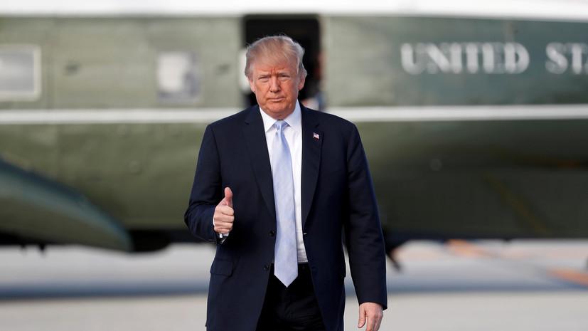 Трамп подтвердил, что назначит телекомментатора  Ларри Кадлоу на должность советника по экономике