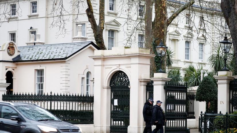 Посольство России прокомментировало обвинения британских СМИ в адрес Франции по делу Скрипаля