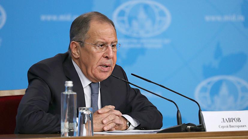 «Действия Лондона выходят за рамки приличий»: Лавров пообещал выслать британских дипломатов