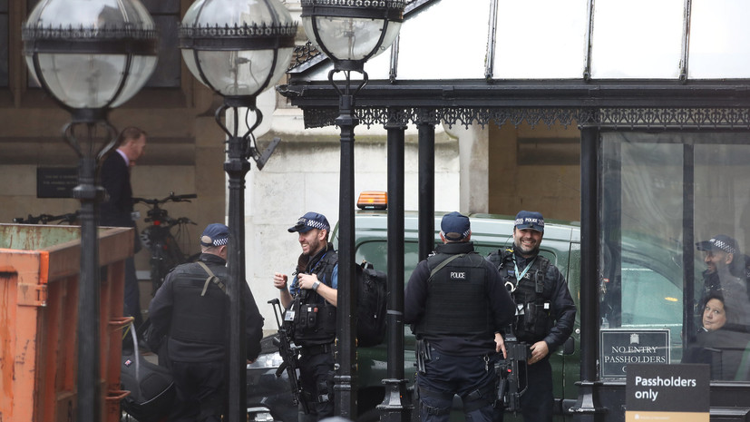 В парламент Британии прислали пятую за неделю подозрительную посылку