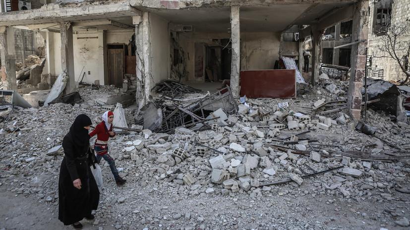 В ООН заявили о высоком уровне сексуального насилия в Сирии