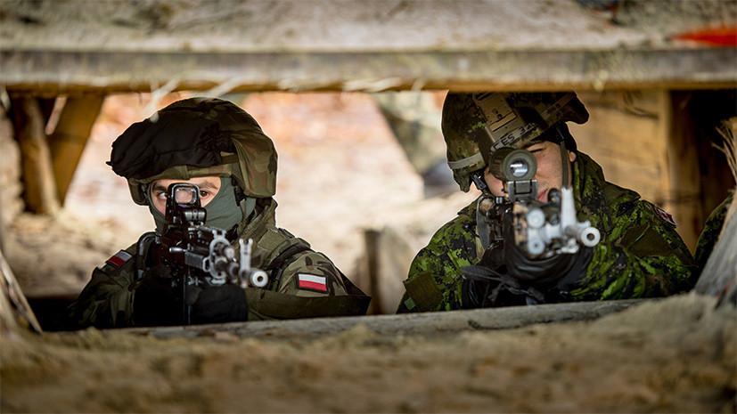 На востоке Польши создадут новую дивизию