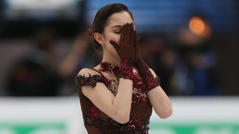 Медведева: замечательное чувство, когда иностранцы поддерживают и относятся к тебе по-доброму