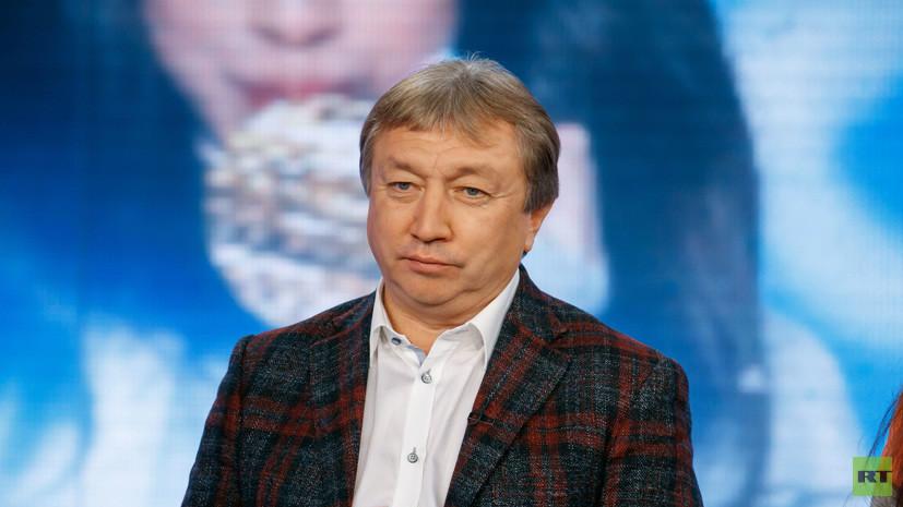 Гендиректор «Самбо-70» Лайшев: сегодня юго-запад Москвы — центр фигурного катания
