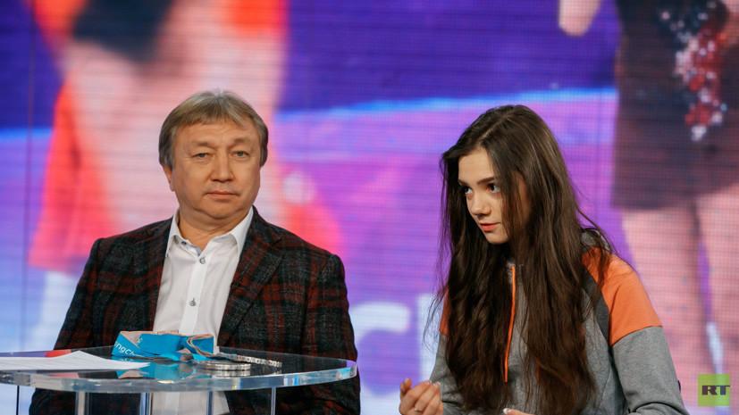 Гендиректор «Самбо-70» Лайшев рассказал об отношении иностранных болельщиков к Медведевой на ОИ-2018