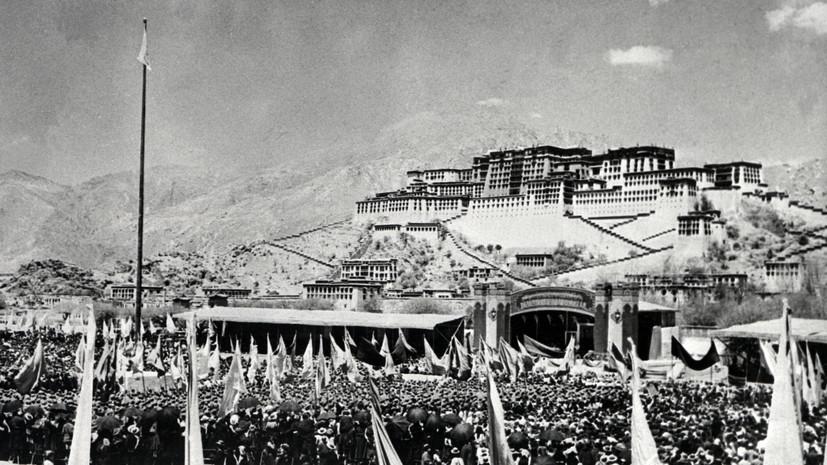 Эпизод «большой игры»: как Россия не позволила Англии присвоить Тибет