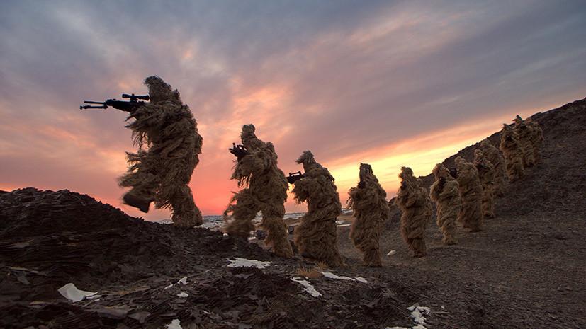 В Китае начались крупнейшие учения морской пехоты