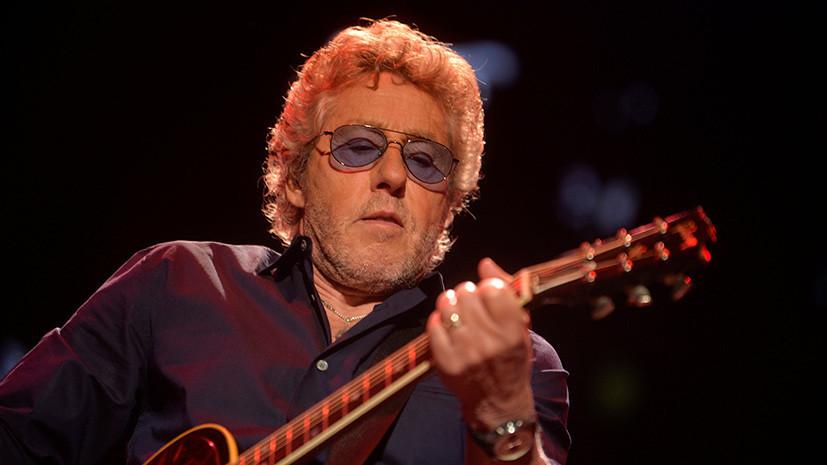 Один из основателей рок-группы The Who признался в потере слуха