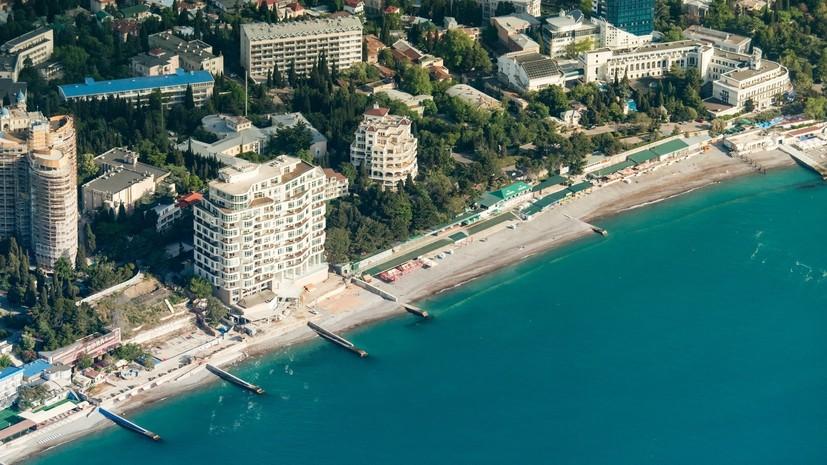 Власти Крыма выразили благодарность финской делегации за визит на полуостров