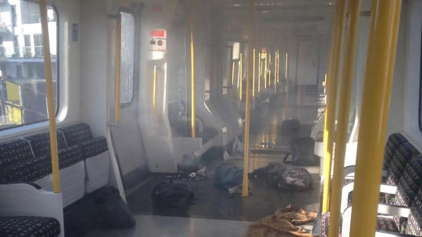 Выходец из Ирака признан виновным в организации взрыва в метро Лондона