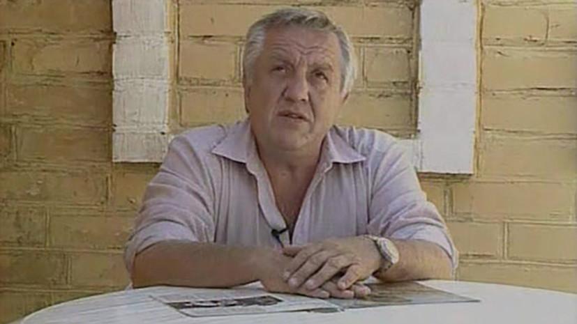 Умер режиссёр Александр Павловский