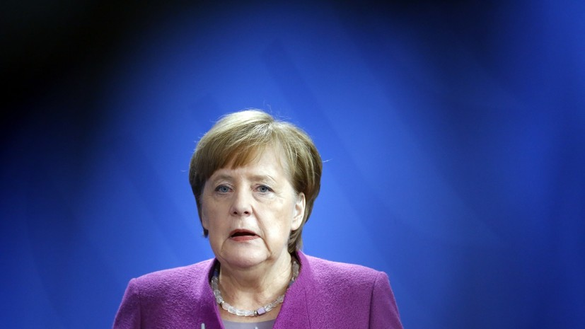 Меркель надеется на участие России в расследовании дела Скрипаля
