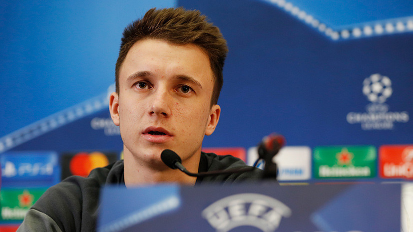 Головин признан игроком недели в Лиге Европы