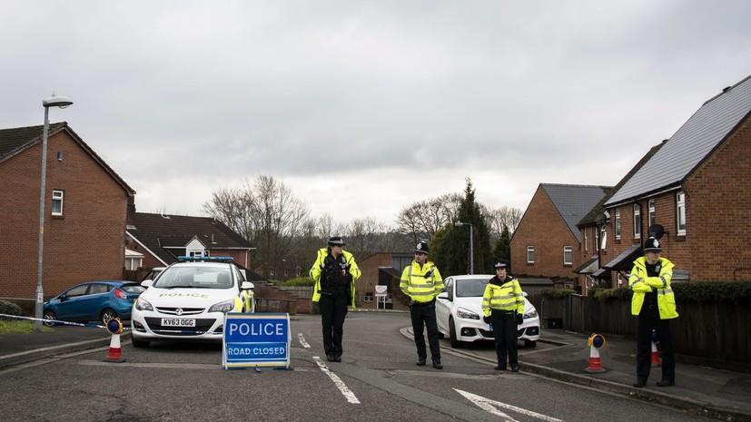 Полиция Британии начала расследование по факту убийства Глушкова