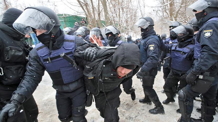 В украинской полиции рассказали об активной борьбе с ОПГ