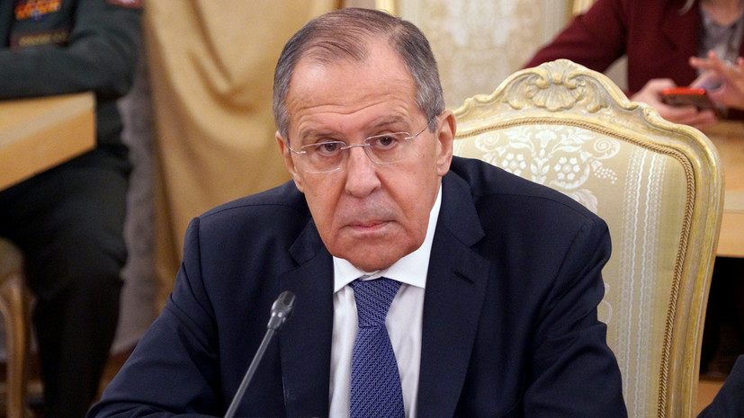 Лавров рассказал об участии спецназа США, Великобритании и Франции в сирийском конфликте