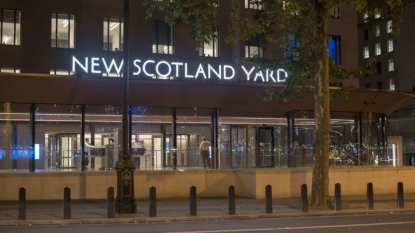 Скотленд-Ярд: расследование дела Скрипаля может занять месяцы