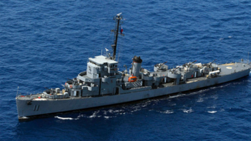 Списан один из старейших кораблей времён Второй мировой войны