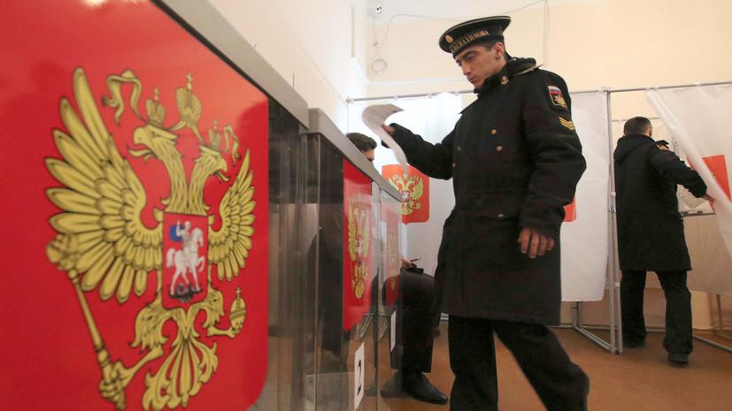 МИД Польши считает выборы президента России в Крыму незаконными