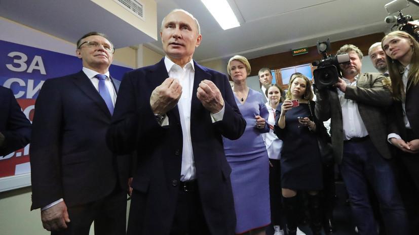 Какие изменения во внутренней и внешней политике предстоят России в ближайшие 6 лет