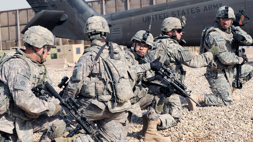 Используют ли США иракский опыт для вторжения в Сирию?