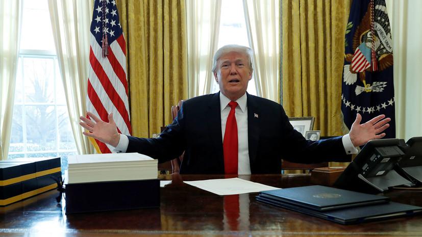 Массированный удар: Дональд Трамп намерен обложить пошлинами около 100 китайских товаров на сумму $60 млрд
