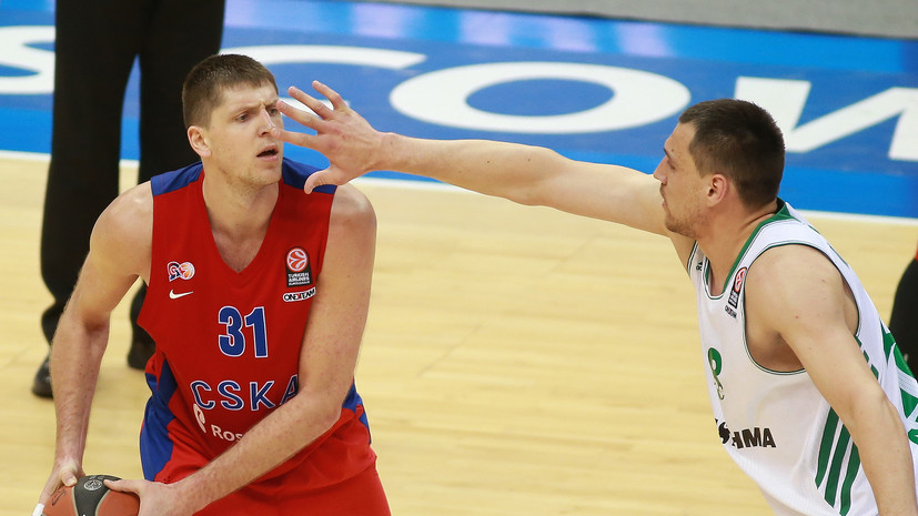 Баскетболист Хряпа назвал самым большим мифом, что футболисты являются лучшими спортсменами России