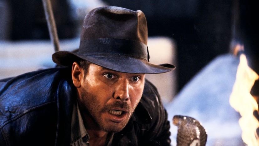 Спилберг рассказал, когда начнутся съёмки пятого фильма об Индиане Джонсе