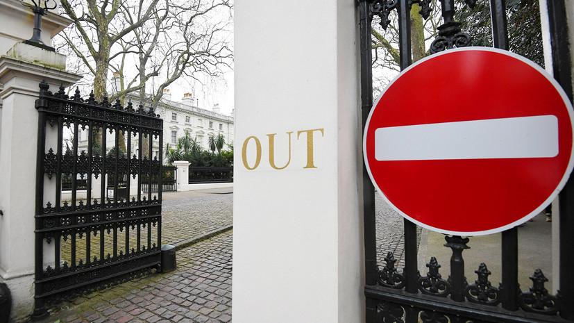 В посольстве России заявили об увеличении срока выдачи виз британцам в два раза