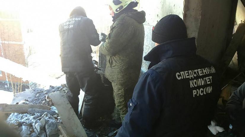 Врачи рассказали о состоянии пострадавших в результате взрыва газа в Мурманске