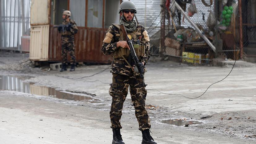 СМИ сообщили о взрыве в Кабуле