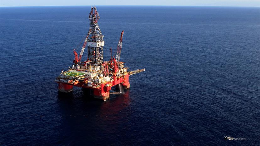 Цена на нефть Brent превысила $68 за баррель