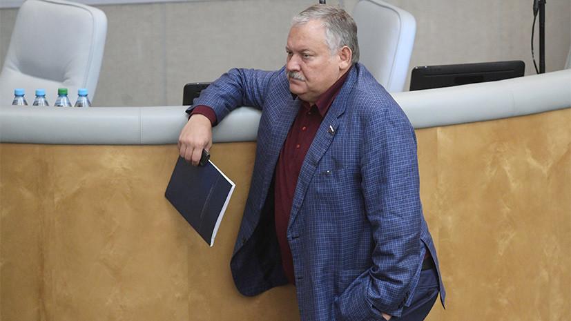 В Госдуме прокомментировали решение Украины прекратить программу экономического сотрудничества с Россией
